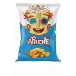 Apache - Chips saveur fromage  - 40g - Pack de 15