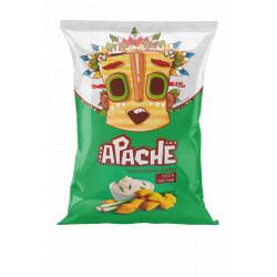 Apache - Chips à la crème sure et aux oignons - 40g - Pack de 15