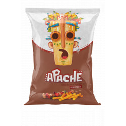 Apache - Chips (Frite) Barbecue  - 40g - Pack de 15