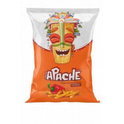 Apache - Chips (Frite) saveur Paprika - 40g - Pack de 15