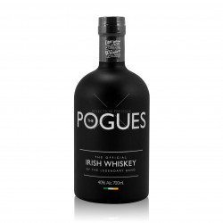 WHISKY THE POGUES OF THE BAND 40% 0.70 - PACK DE 6