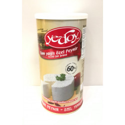 Fromage YEDOY 60% 800 gr - Pack de 6