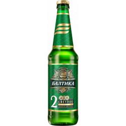 BALTIKA N°2, 0.45L - PACK DE 20