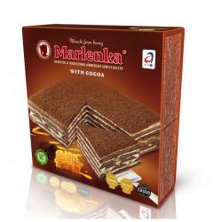 Gateau au cacao - Milkiss 500gr - Pack de 6
