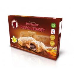 Gâteau Napoléon au cacao MARLENKA® 300g - Pack de 6