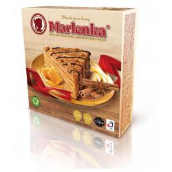 Gâteau au miel MARLENKA® à la cannelle 800g - Pack de 6