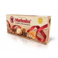 Gateau  Nuggetsde miel à la cannelle  MARLENKA® 235g - Pack de 12
