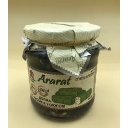 Feuilles de vignes farcies Dolma végétarienne Ararat 0.440gr - Pack de 12