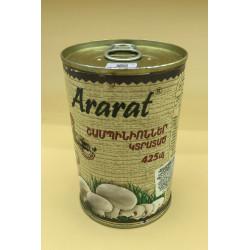 Champignons Emincés- Ararat 425gr - Pack de 12