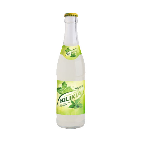 Lemonade Kilikia MOJITO 0.33l - Pack de 24