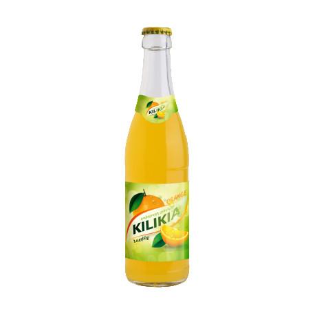 Lemonade Kilikia ORANGE 0.33l - Pack de 24