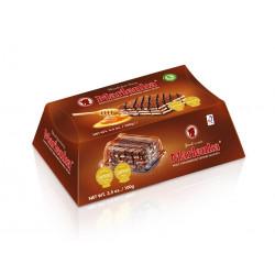 Gâteau au miel MARLENKA® au cacao 100g - Pack de 6