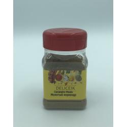 DELICEIK N°10 Coriandre Moulu Pot plastique 70 gr - Pack de 20