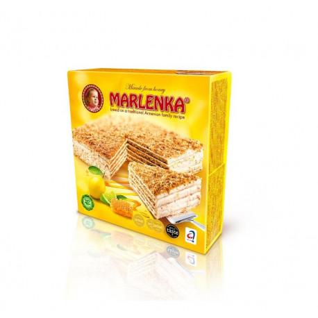 Gâteau au miel citron MARLENKA® 800g - Pack de 6