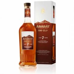 ARARAT BRANDY ANI 7 ANS 0.7L - PACK DE 12