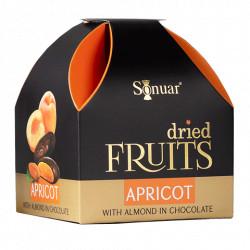 Fruits secs au chocolat N°39 - Sonuar Apricot 150g - Pack de 12
