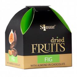 Fruits secs au chocolat N°41 - Sonuar amande au chocolat 150g - Pack de 12