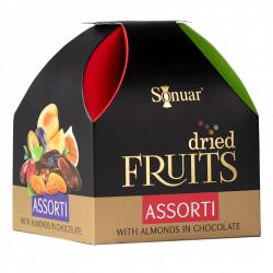 Fruits secs au chocolat N°43 - Sonuar Mixt 150g - Pack de 12