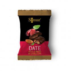 Fruits secs au chocolat N°47 - Sonuar Datte 5kg - Pack de 1