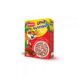 Daroink N°6 - Petit déjeuner prêt (céréales) au chocolat 330g - Pack de 6