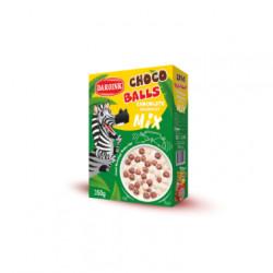 Daroink N°7 - Petit déjeuner prêt(céréales) au chocolat MIX 330g - Pack de 6