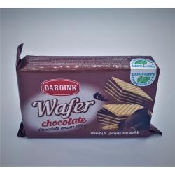 Daroink N°12 - Gaufre fourrée au chocolat 180g - Pack de 26
