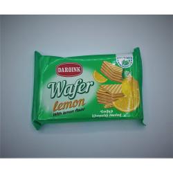 Daroink N°15 - Gaufre au gout de citron 180g - Pack de 26