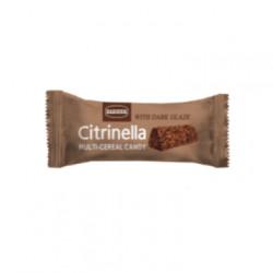 Daroink N°21 - ''CITRINELLA'' bonbons multicéréales avec glaçage foncé 3kg - Pack de 1