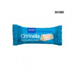 Daroink N° 23 - '''CITRINELLA'' bonbons multicéréales avec glaçage blanc 3kg - Pack de 1