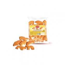Daroink N° 37 -Cracker sucré '' Dans le monde des animaux'' 300g - Pack de 10