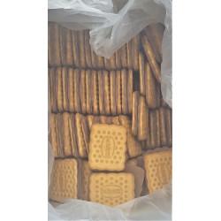 Daroink N° 40 -Biscuit glacé Daroink lait-chocolat 3kg - Pack de 1