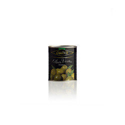 OLIVES VERTES ENTIERES-CARTIER 850ML - PACK DE 12