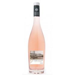 Un Apero Sur le Port-Côtes de Provence-Rosé 2017 75cl - pack de 6
