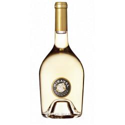 Miraval-Côtes de Provence-Blanc 75cl - pack de 6