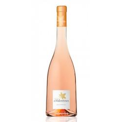 Château les Valentines-Côtes de Provence-Rose 75cl - pack de 6