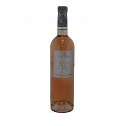 Cuvée Val-Cote de Provence Domaine Val d'Astier-Rosé 75cl - pack de 6