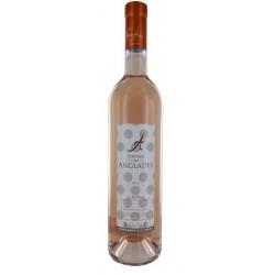 A-Château des Anglades Côtes de Provence-Rosé 75cl - pack de 6