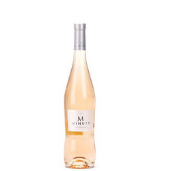 M de Minuty-Côtes de Provence-Rosé 75cl - pack de 6