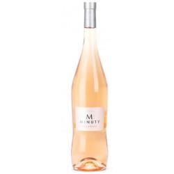 M de Minuty-Côtes de Provence-Rosé 150cl - pack de 3