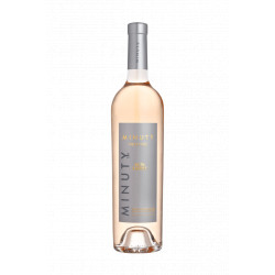 Minuty Prestige-Côtes de Provence-Rosé 75cl - pack de 6
