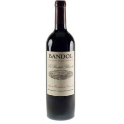 La Bastide Blanche-Côtes de Provence Bandol-Rouge 75cl - pack de 6