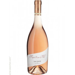 Rosé d'une Nuit-Château La Coste-Coteaux d'Aix-en-Provence-Rosé 75cl - pack de 6