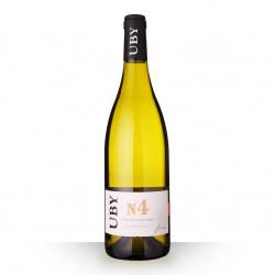 UBY N°4-Côtes de Gascogne-Blanc 75cl - Pack de 6