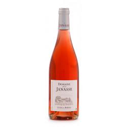 Ddomaine de la Janasse Côtes du Rhône-Rosé 75cl - Pack de 6