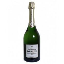 Champagne Deutz Blanc de blanc 75cl - Pack de 1