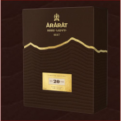 ARARAT BRANDY NAIRI EDITION LIMITÉE 0.7L - PACK DE 4