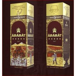 ARARAT BRANDY 5 ANS 0.7L +UN VERRE - PACK DE 12