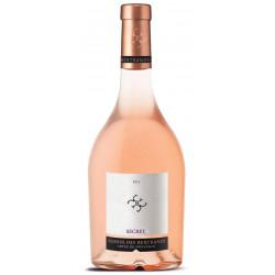 Château des Bertrands Secret 2017 IGP Méditerranée-Rosé  75cl - pack de 6