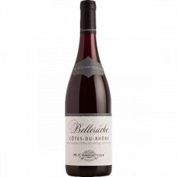 Chapoutier - Côtes-du-Rhône Belleruche Rouge 2017  0.75l - pack de 6