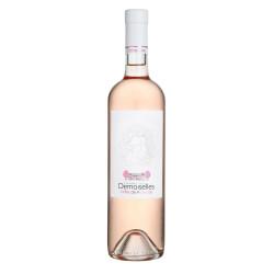 Charme des Demoiselles - Cotes de Provence 2018 vin rosé 0.75l - Pack de 6